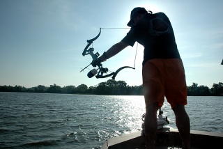 Bow Fishing Trips & Guide Service in New Jersey